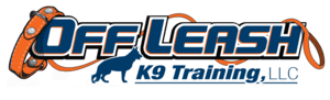 Off Leash K9 Dog Training Logo