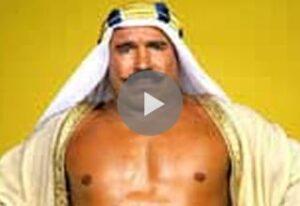 Iron Sheik.